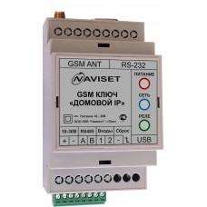 GSM модуль ДОМОВОЙ IP DIN