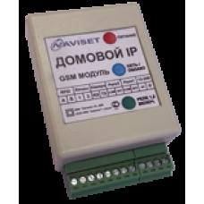 GSM модуль ДОМОВОЙ IP DIN 2G